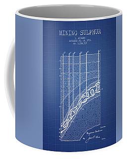 1931 Mining Sulphur Patent En38_bp Coffee Mug