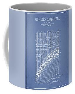 1931 Mining Sulphur Patent En38_lb Coffee Mug
