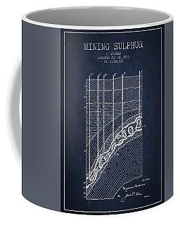 1931 Mining Sulphur Patent En38_nb Coffee Mug