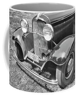 1932 Ford Coupe Bw Coffee Mug