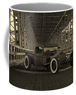 1932 Ford Pickup Rat Rod Coffee Mug