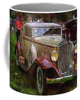 1932 Packard 900 Coffee Mug