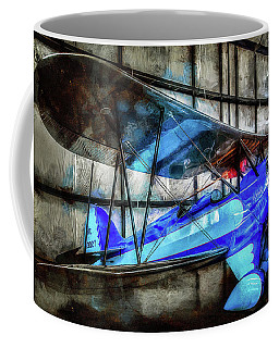 1932 Waco Biplane Coffee Mug