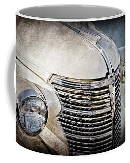 1933 Chevrolet Grille -0353ac Coffee Mug