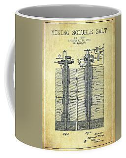 1933 Mining Soluble Salt Patent En40_vn Coffee Mug
