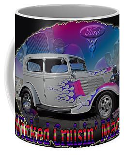 1934 Ford Delux Coffee Mug