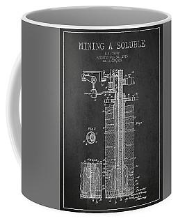 1935 Mining A Soluble Patent En39_cg Coffee Mug