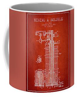 1935 Mining A Soluble Patent En39_vr Coffee Mug