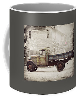 1936 Chevy High Cab -2 Coffee Mug