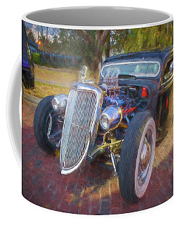 1936 Ford Pick Up Truck C147   Coffee Mug by Rich Franco