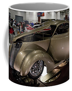 Coffee Mug featuring the photograph 1937 Ford Coupe by Randy Scherkenbach
