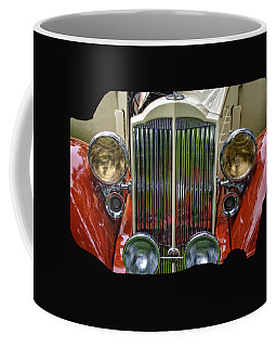 Coffee Mug featuring the photograph 1928 Classic Packard 443 Roadster by Thom Zehrfeld