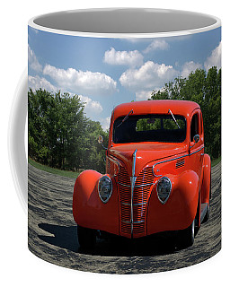1938 Ford Sedan Coffee Mug
