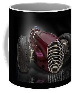 1939 Maserati 8ctf Indy Racer Coffee Mug by Gary Warnimont