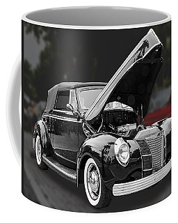 1940 Ford Deluxe Automobile Coffee Mug