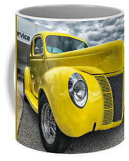 1940 Ford Deluxe Coupe Coffee Mug