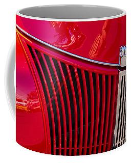 1940 Ford Pickup Grill Coffee Mug