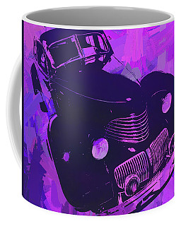 1940 Hupp Skylark Violet Pop Coffee Mug