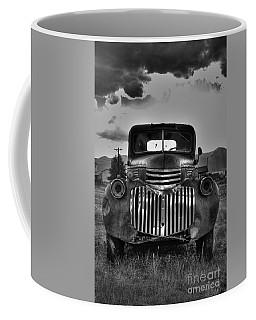 1940's Chevrolet Grille Coffee Mug