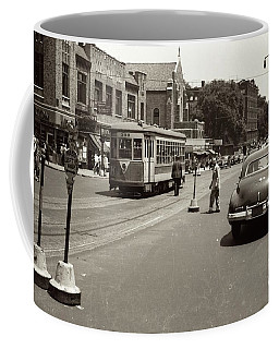 1940's Inwood Trolley Coffee Mug