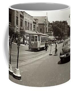 1940's Inwood Trolley Coffee Mug by Cole Thompson