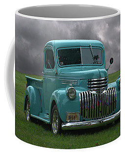 1941 Chevrolet Pickup Truck Coffee Mug by Tim McCullough