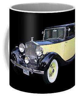 1941 Rolls-royce Phantom I I I  Coffee Mug by Jack Pumphrey