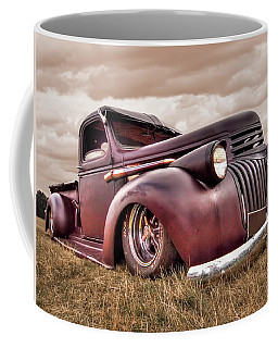 1941 Rusty Chevrolet Coffee Mug