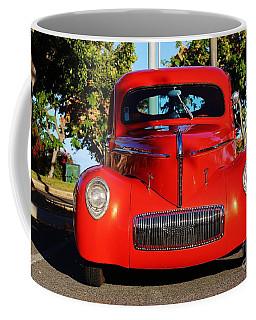 1941 Willys Americar Coffee Mug by Craig Wood