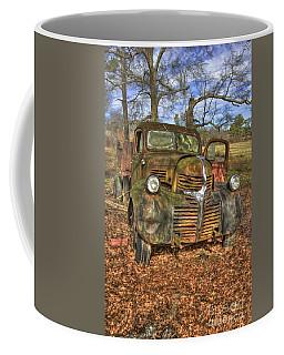 1947 Dodge Dump Truck Coffee Mug