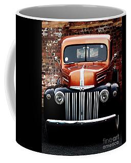 1947 Ford F150 Regular Cab Pick Up Coffee Mug by Stephen Melia