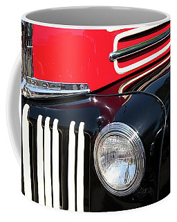 Coffee Mug featuring the photograph 1947 Vintage Ford Pickup Truck by Theresa Tahara