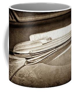 1948 Chevrolet Hood Ornament -0587s Coffee Mug