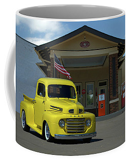 1948 Ford F1 Pickup Truck Coffee Mug