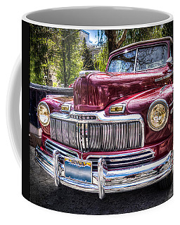 1948 Mercury Convertible Coffee Mug