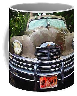 1948 Packard Super 8 Touring Sedan Coffee Mug