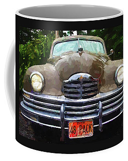 1948 Packard Super 8 Touring Sedan Coffee Mug