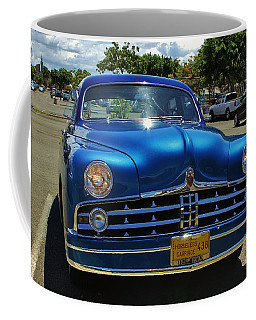 1949 Lincoln Luxury Sedan Coffee Mug by Craig Wood