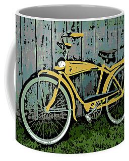 1949 Shelby Donald Duck Bike Coffee Mug