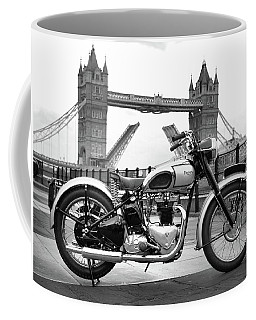 1949 Triumph T100 Coffee Mug