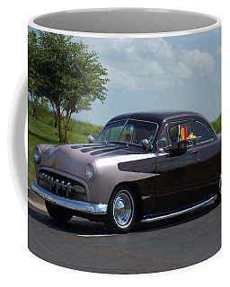 1950 Ford Coffee Mug by Tim McCullough