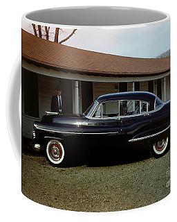 1950 Oldsmobile Futuramic 88 Convertible Coffee Mug