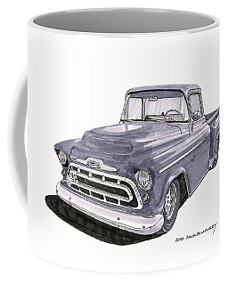1950 S G M C Pick Up Truck Coffee Mug