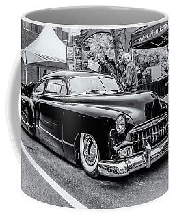 1951 Chevy Kustomized  Coffee Mug by Ken Morris