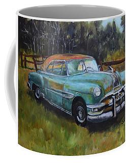 1952 Pontiac Chieftain  Coffee Mug by Sandra Nardone