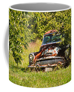 1953 Buick - Field Of Dreams 1 Coffee Mug by Greg Jackson