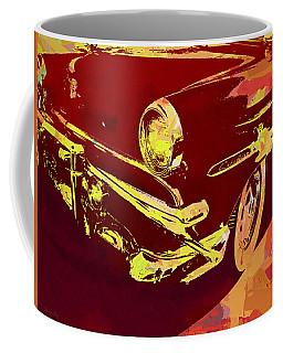 1953 Ford Crestline Red Pop Coffee Mug