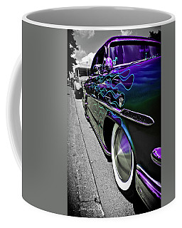 1953 Ford Customline Coffee Mug by Joann Copeland-Paul