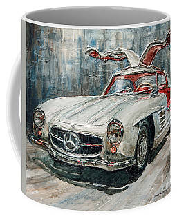 1954 Mercedes Benz 300 Sl Gullwing Coffee Mug
