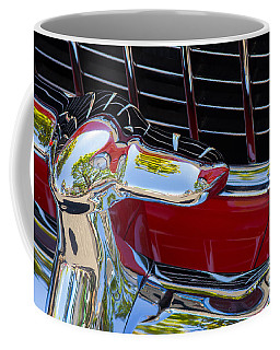1955 Chevy Coupe Grill Coffee Mug